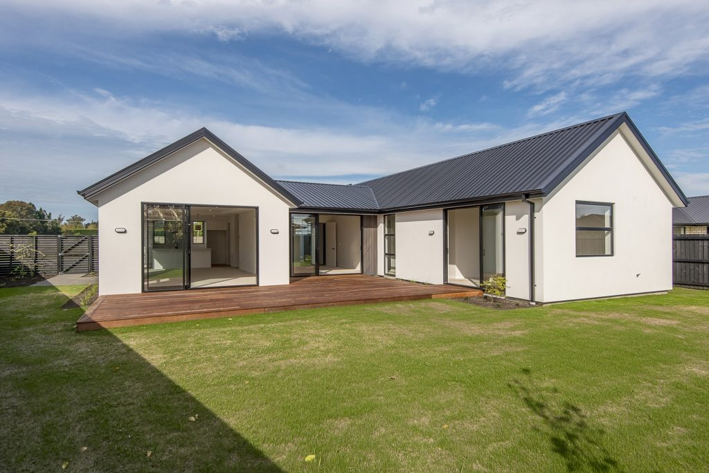 Zayne Kerr Builders Fearn Drive New Build in North Canterbury
