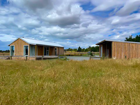 Zayne Kerr Builders Cedar flat & barn in Amberley